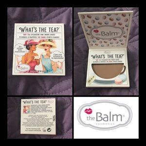 🆕theBalm Whats the Tea? Hot Tea Mini Eyeshadow
